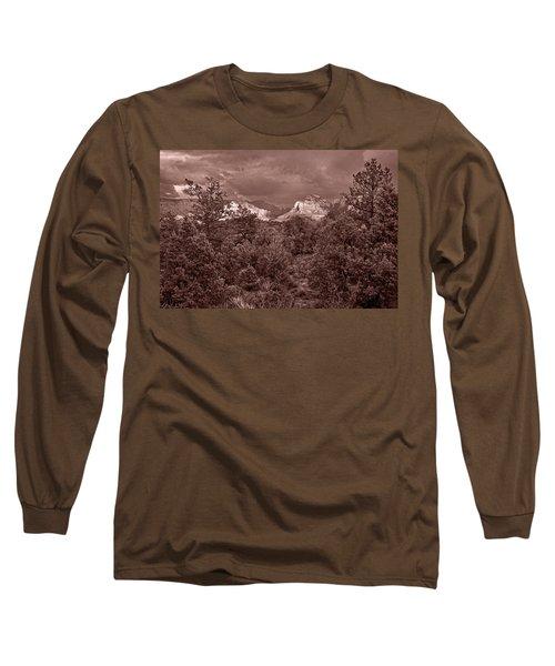A Sliver Of Light Long Sleeve T-Shirt
