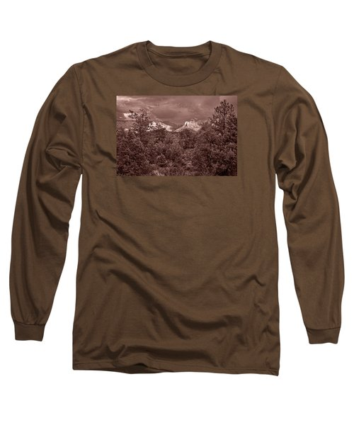A Sliver Of Light Long Sleeve T-Shirt