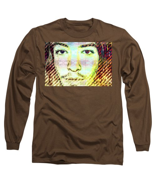 Ezra Miller Long Sleeve T-Shirt