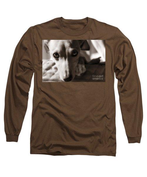 Heart You Italian Greyhound Long Sleeve T-Shirt