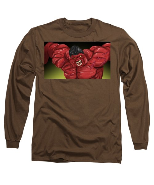 Hulk Long Sleeve T-Shirt