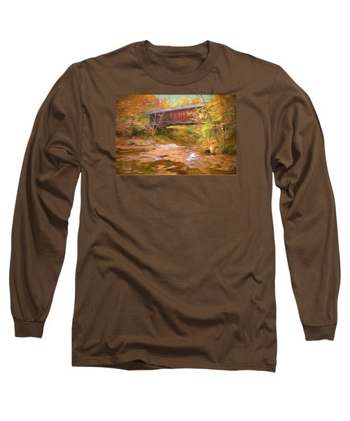 Hutchins Bridge Long Sleeve T-Shirt