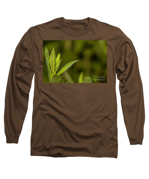 Long Sleeve T-Shirt featuring the photograph Tightrope by Brian Wright