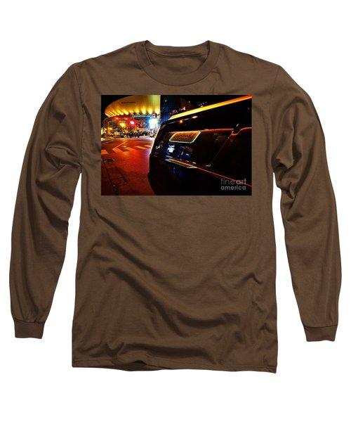 Nashville Night Long Sleeve T-Shirt