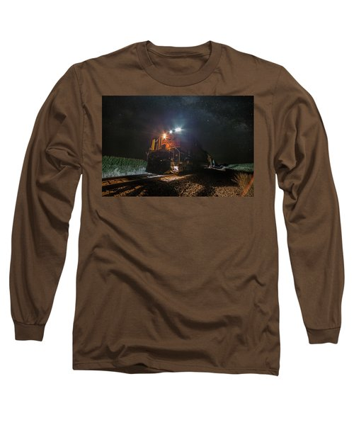 Night Train  Long Sleeve T-Shirt