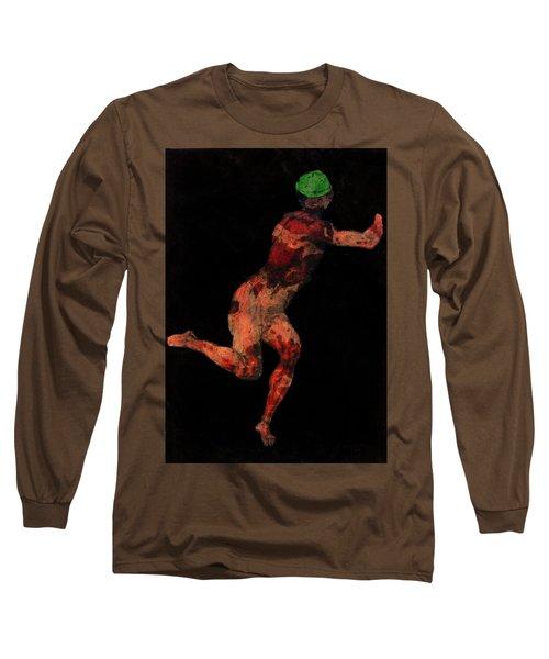 Nude Man Long Sleeve T-Shirt
