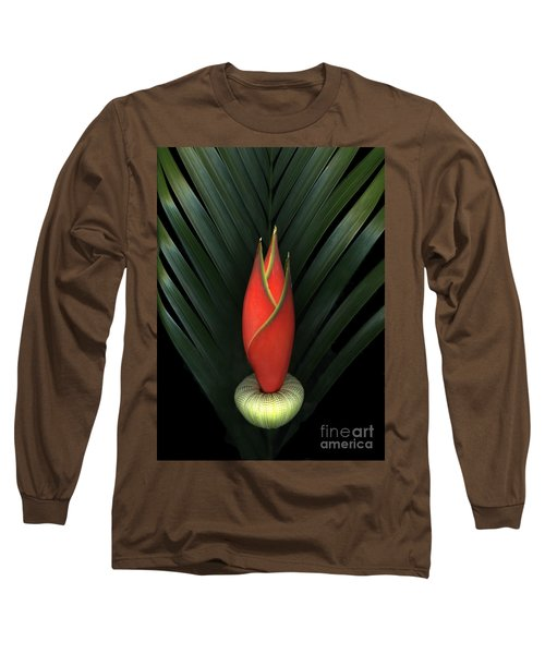 Palm Of Fire Long Sleeve T-Shirt