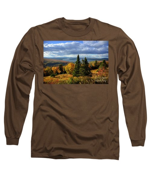 Rangeley Overlook Long Sleeve T-Shirt