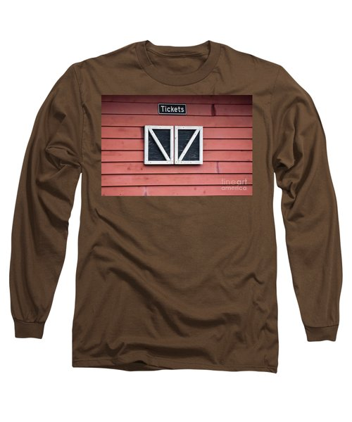 Season's Over Long Sleeve T-Shirt