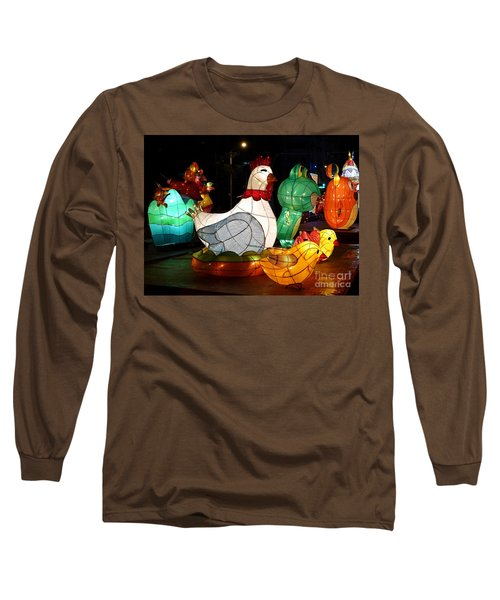 The 2017 Lantern Festival In Taiwan Long Sleeve T-Shirt