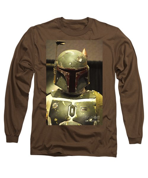 The Real Boba Fett Long Sleeve T-Shirt