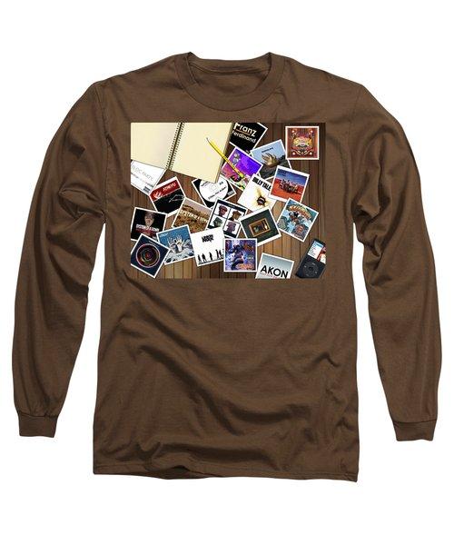 Artistic Long Sleeve T-Shirt