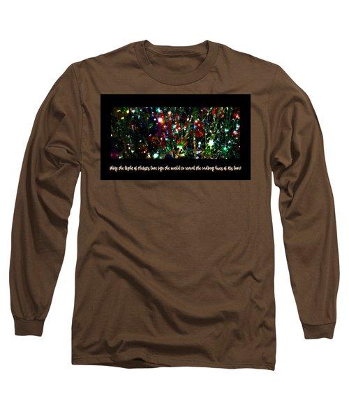 2017 Christmas Card 2 Long Sleeve T-Shirt
