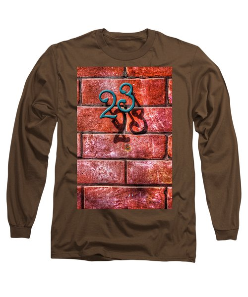 Long Sleeve T-Shirt featuring the photograph 23 by Paul Wear