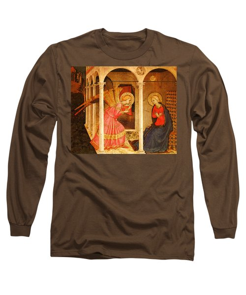 Fra Angelico  Long Sleeve T-Shirt by Fra Angelico
