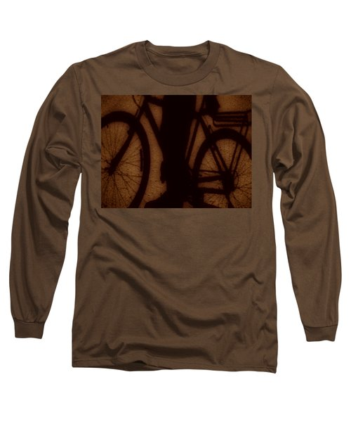 Bike Long Sleeve T-Shirt by Beto Machado