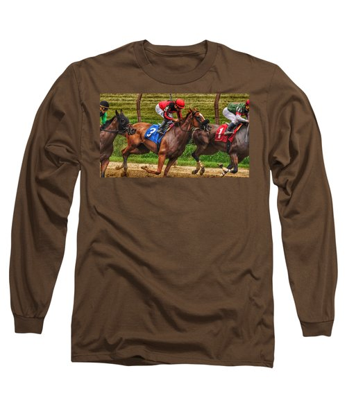 3 Gaining Long Sleeve T-Shirt