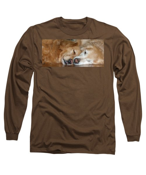 Long Sleeve T-Shirt featuring the photograph Love by Rhonda McDougall