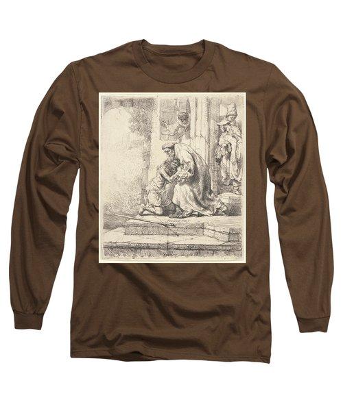 Return Of The Prodigal Son Long Sleeve T-Shirt