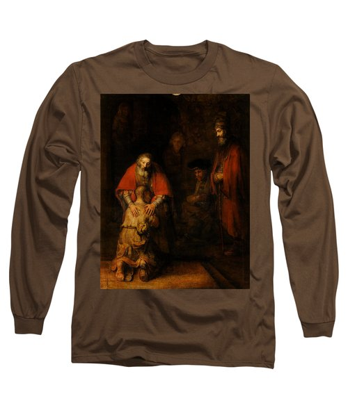 Return Of The Prodigal Son Long Sleeve T-Shirt
