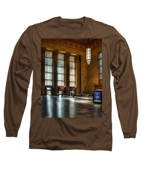 30th Street Station Long Sleeve T-Shirt