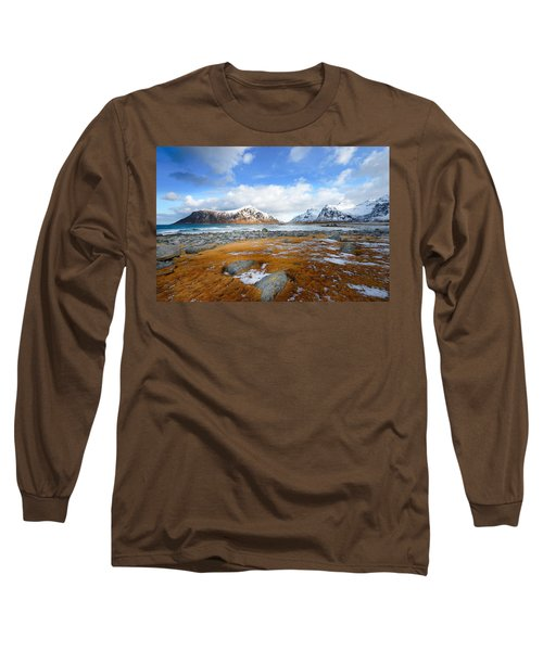 32 Blues Long Sleeve T-Shirt