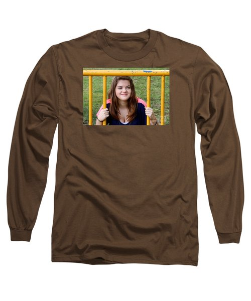 3524 Long Sleeve T-Shirt by Mark J Seefeldt