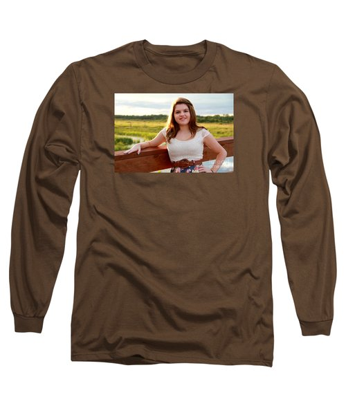 3780 Long Sleeve T-Shirt by Mark J Seefeldt