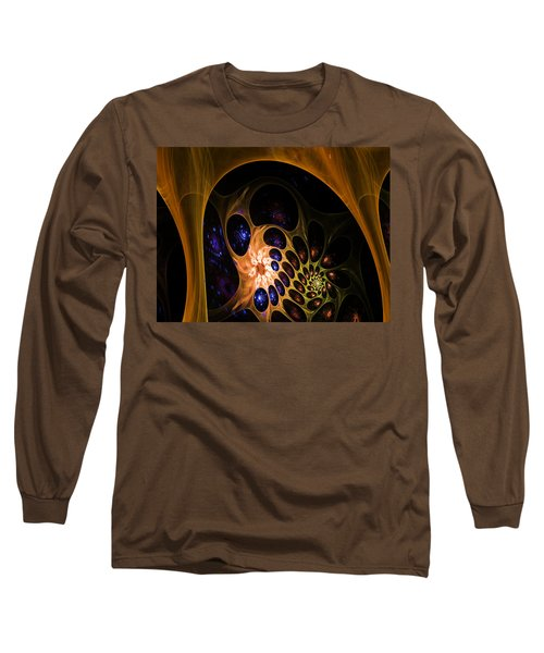 3d Chaotica Long Sleeve T-Shirt