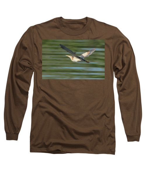 Least Bittern Long Sleeve T-Shirt