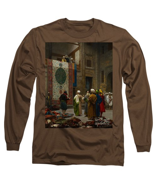 The Carpet Merchant Long Sleeve T-Shirt