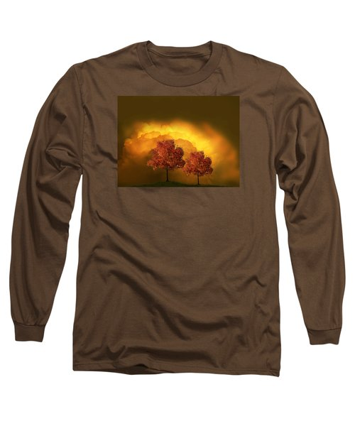 4015 Long Sleeve T-Shirt by Peter Holme III