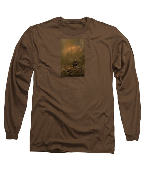 Long Sleeve T-Shirt featuring the photograph 4378 by Peter Holme III