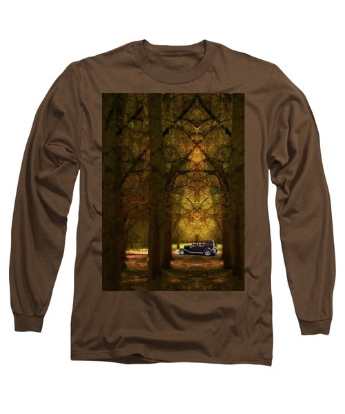 Long Sleeve T-Shirt featuring the photograph 4390 by Peter Holme III