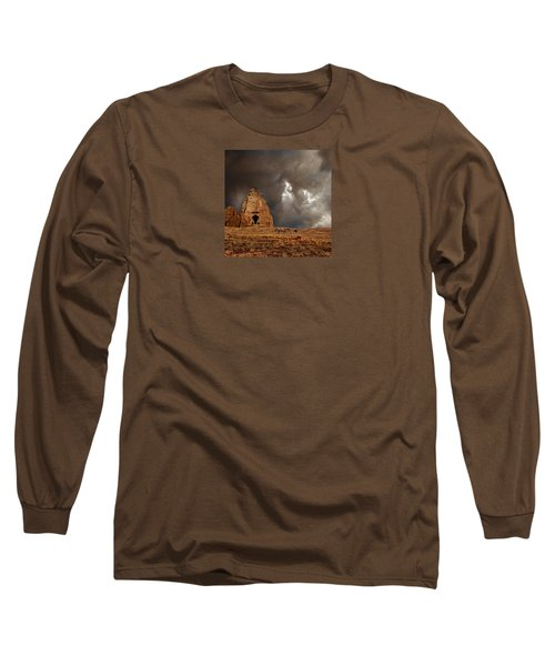 Long Sleeve T-Shirt featuring the photograph 4398 by Peter Holme III