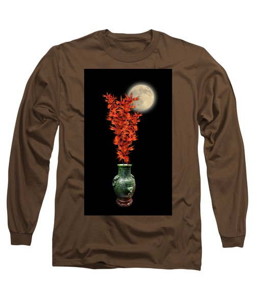 Long Sleeve T-Shirt featuring the photograph 4406 by Peter Holme III