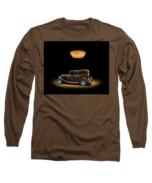 Long Sleeve T-Shirt featuring the photograph 4467 by Peter Holme III