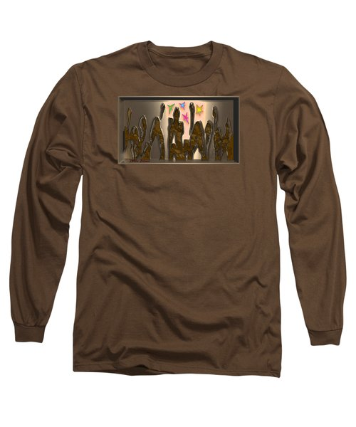 4th At Firesupportbase 54 Long Sleeve T-Shirt