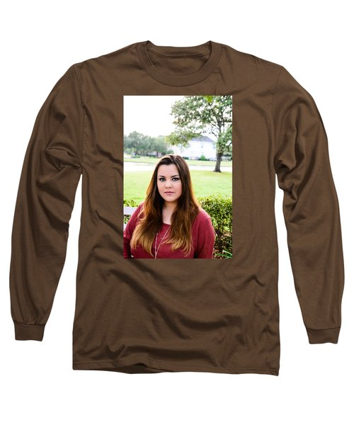 5561-2 Long Sleeve T-Shirt by Teresa Blanton