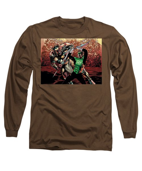 Green Lantern Long Sleeve T-Shirt