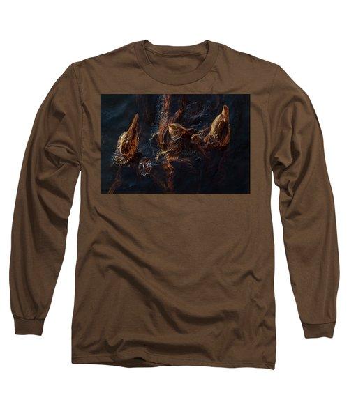 Ice Art Long Sleeve T-Shirt