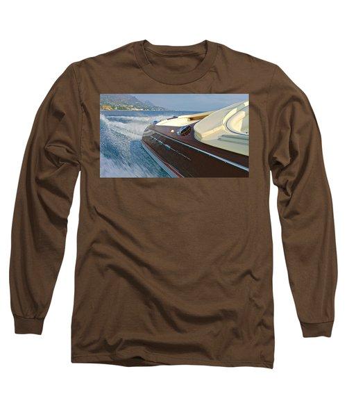 Riva Wake Long Sleeve T-Shirt