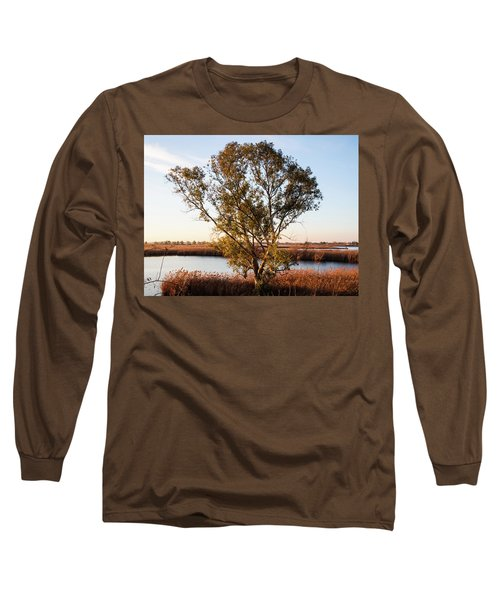 Sunrise In The Ditch Burlamacca Long Sleeve T-Shirt