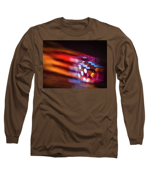 7-up Long Sleeve T-Shirt by Mark Dunton