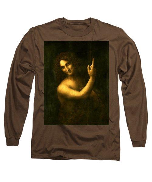 Saint John The Baptist Long Sleeve T-Shirt