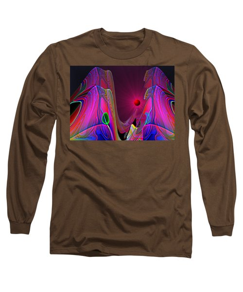 918 Evening Glow 2017 V Long Sleeve T-Shirt