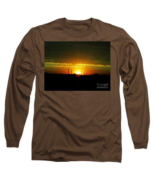 A Brighter Future Long Sleeve T-Shirt
