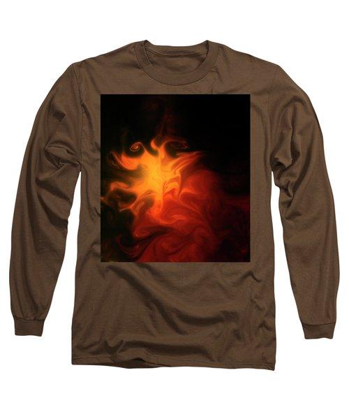 A Burning Passion Long Sleeve T-Shirt
