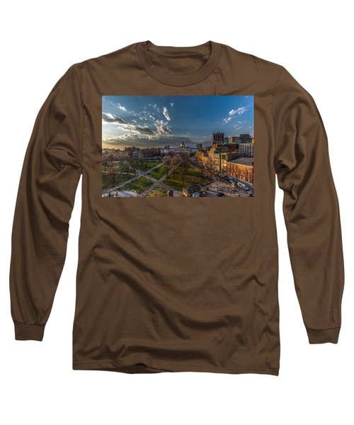 A Common Sunset Long Sleeve T-Shirt