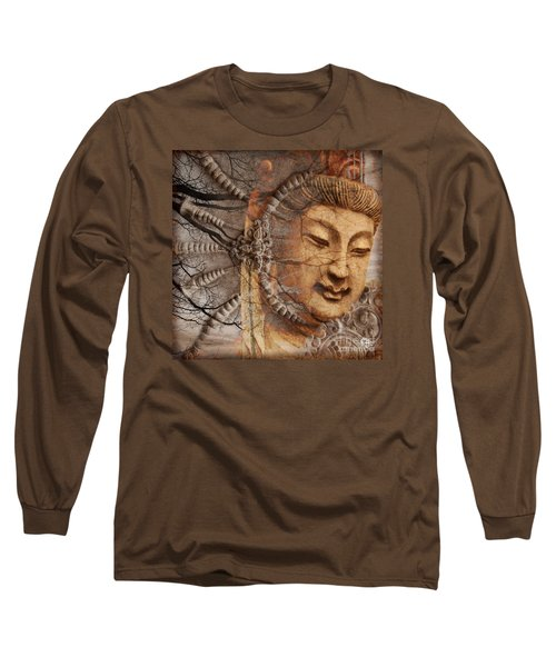 A Cry Is Heard Long Sleeve T-Shirt by Christopher Beikmann
